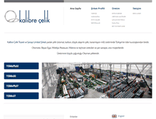 Tablet Preview of kalibrecelik.com.tr